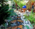 Enviroscape LA Manhattan Beach pondless waterfalls and Fountains