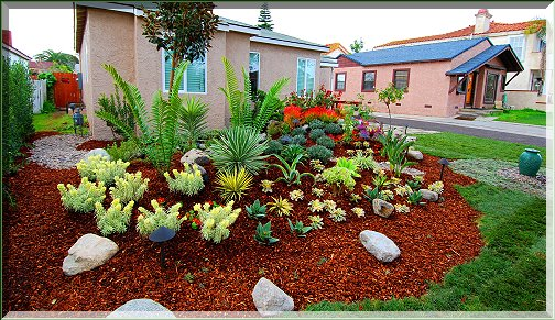 Turf in the Landscape Landscaping Manhattan Beach Enviroscape LA