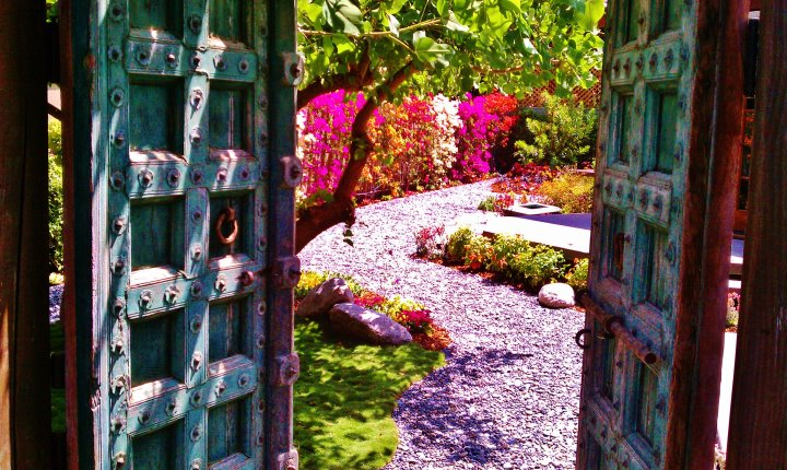 Secret Garden Los Angeles | Enviroscape LA Landscape Design ...