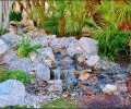 Enviroscape LA  pondless waterfall Manhattan Beach